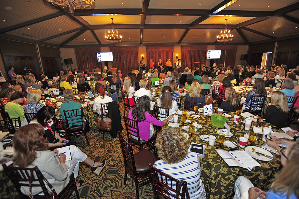 2014 Executive Women's Day presented by Astellas at The Players Championship; photo credit: PGA