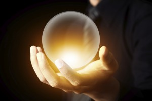 predicting which stories will go viral; crystal ball