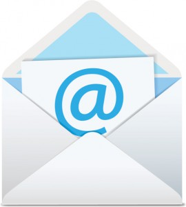 open envelope with paper; improving email open rates and CTRs