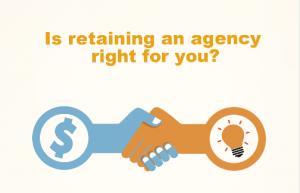 teamwork, retaining an agency