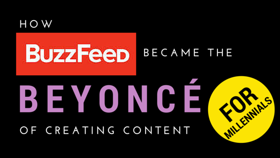 HOW Buzzfeed became the (1)