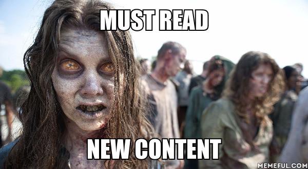 zombie content