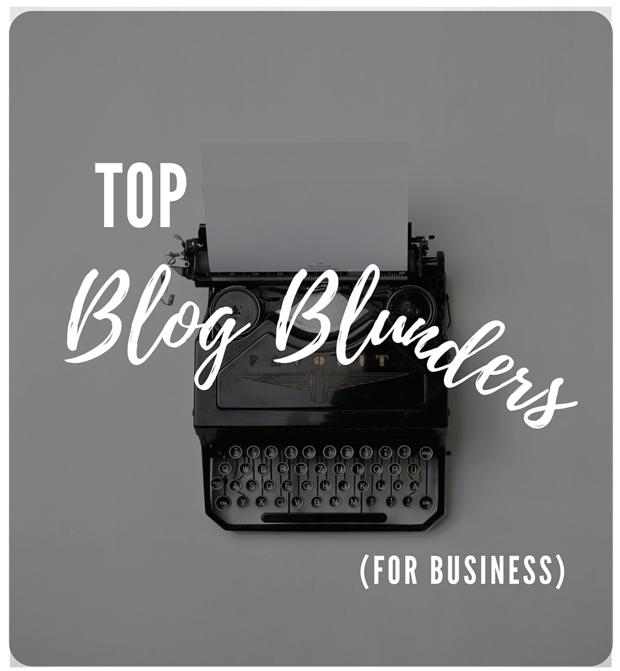 Is your company guilty of these top blogging mistakes?