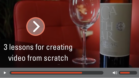 Rep Ink on Screen: 3 Lessons for Creating Video From Scratch