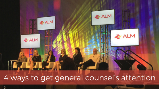 Legal marketers: Here's how to get general counsel's attention, straight from the horse's mouth