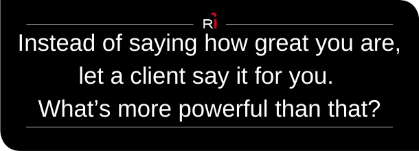 Can law firms use client testimonials in their marketing?
