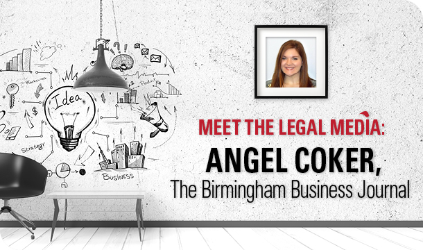 Meet the Legal Media: Angel Coker, The Birmingham Business Journal